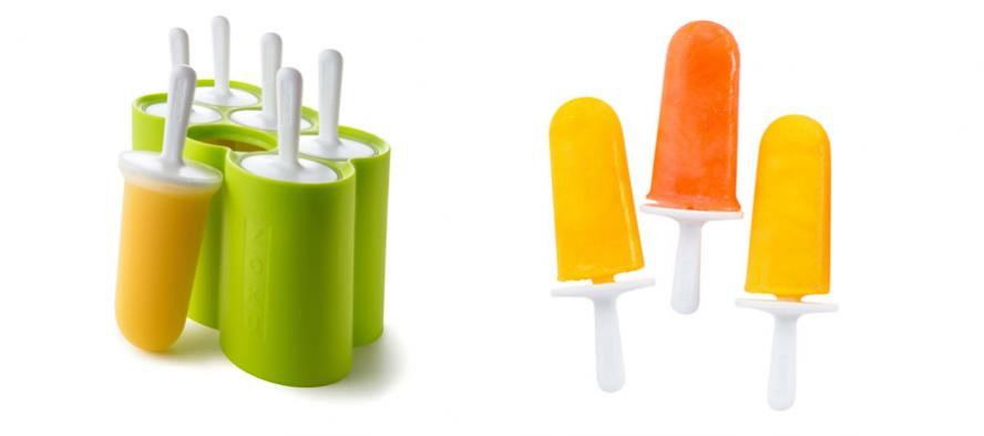 Zoku Slow Pops - Classic Pop Molds